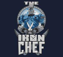 The Iron Chef by davidj8580