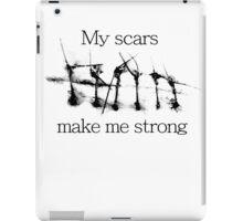 Scars iPad Case/Skin