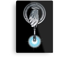 Hand of the 10th Time Lord Metal Print