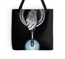 Hand of the 10th Time Lord Tote Bag