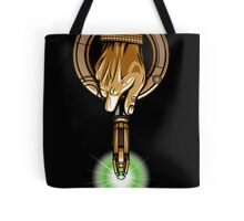 Hand of the 11th Time Lord Tote Bag
