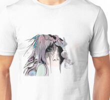 Wet girl! Unisex T-Shirt