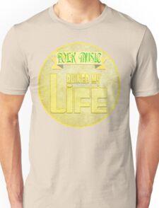 Folk Music Ruined My Life  Unisex T-Shirt