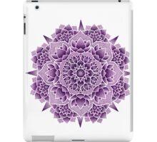 Psychedelic mandala iPad Case/Skin