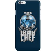 The Iron Chef iPhone Case/Skin