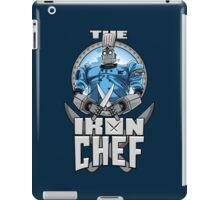 The Iron Chef iPad Case/Skin