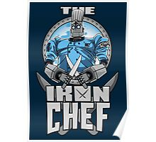 The Iron Chef Poster