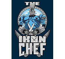 The Iron Chef Photographic Print