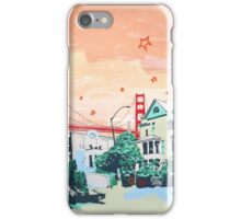 when a burst of passion settles in your flute iPhone Case/Skin
