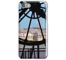 Musée d'Orsay and Paris iPhone Case/Skin