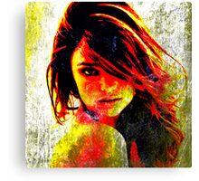 Miranda Kerr 2 Canvas Print
