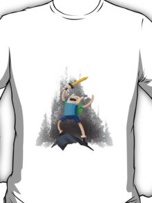 Adventure Time - Finn the Adventurer T-Shirt