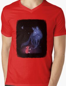 Celestial Mens V-Neck T-Shirt