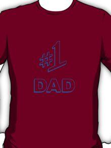 Seinfeld # 1 Dad T-Shirt