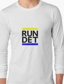 RUN DET Long Sleeve T-Shirt