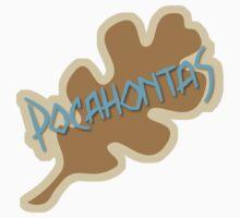 Pocahontas Symbol & Signature Kids Clothes