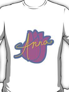 Anna Symbol & Signature T-Shirt
