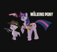 Twilight Rick and Spike Carl T-Shirt