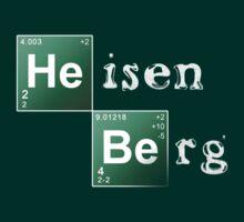 Heisenberg by JaleebCaru