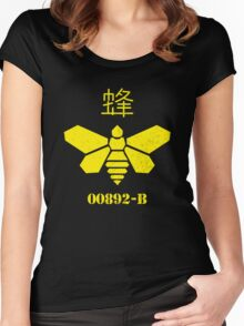 Bee Barrel Women's Fitted Scoop T-Shirt