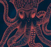 Squid Sticker