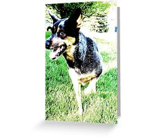 What Are You Doing? Greeting Card