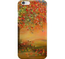 Autumn Tree iPhone Case/Skin
