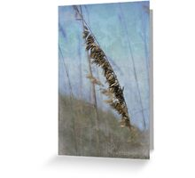 A Whisper in the Wind Greeting Card