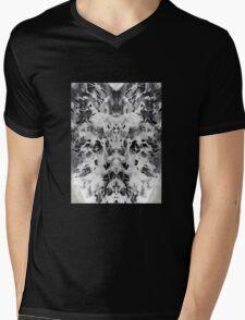 Aesthetic insight Mens V-Neck T-Shirt