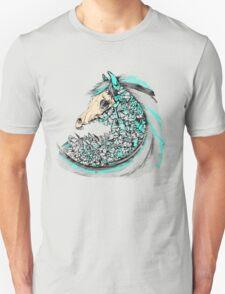 Beautiful Horse Old Unisex T-Shirt