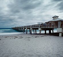 Juno Beach Park Pier by DDMITR