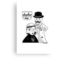 Starber shop Canvas Print