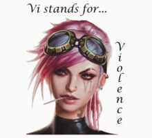 Vi stands for VIce by osideous