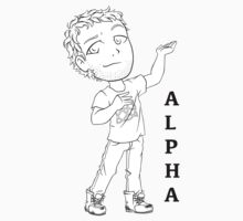The Alpha- Black by lovedly