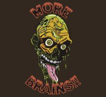 More Brains! by FunButtonPress