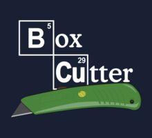 Box Cutter by JaleebCaru