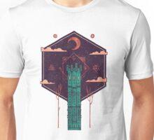 The Tower Azure Unisex T-Shirt