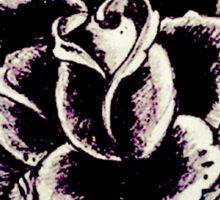 Flower Sticker