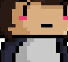 Pixel Walking Dead - Carl Sticker