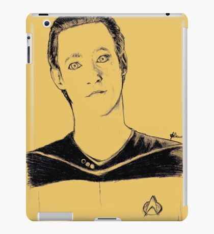 Intriguing iPad Case/Skin