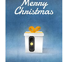 Portal Christmas Card by ajf89