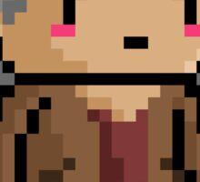 Pixel Walking Dead - Carol Sticker