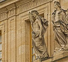 The Beauty Of Versailles - 3 © by © Hany G. Jadaa © Prince John Photography