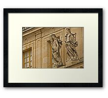The Beauty Of Versailles - 3 © Framed Print