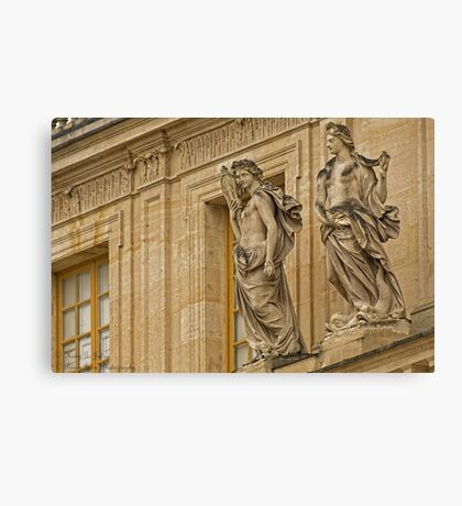 The Beauty Of Versailles - 3 © Canvas Print