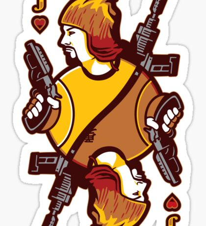 Jayne of Hearts Sticker