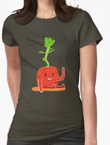 LIL TURNIP Womens Fitted T-Shirt