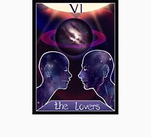 """The Lovers"" Tarot Card Shirt (Saturn!) Unisex T-Shirt"