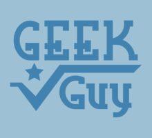Geek Guy cute nerdy geek design for men by jazzydevil