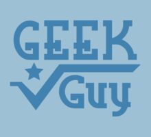 Geek Guy cute nerdy geek design for men by jazzydevil